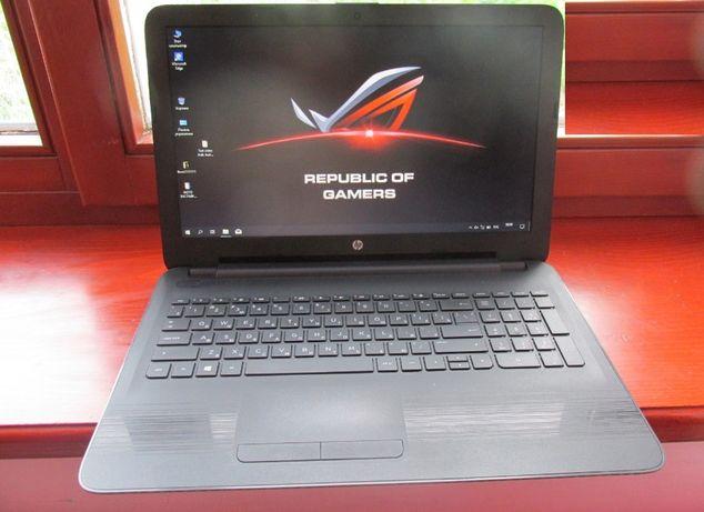 Игровий Ноутбук HP/7 Покол 4 ядра 2.6GHz+Video 4.5Gb+8Gb+4часа
