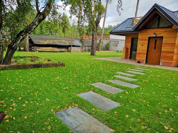 -Pielęgnacja ogrodów - Kompleksowe usługi ogrodnicze - wertykulacja