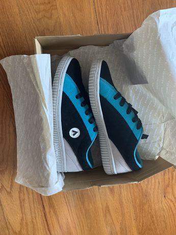 Ténis Airwalk One sapatilhas de skate tipo Nike Vans Element