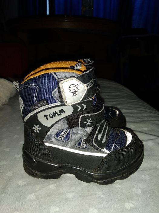 Зимние термо ботинки для мальчика тм Том.м Славутич - изображение 1