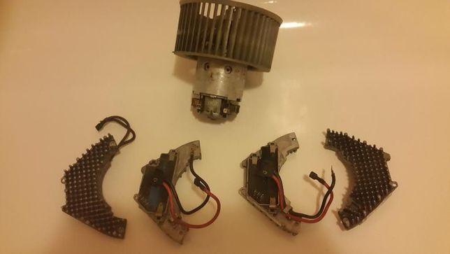 резистор регулятор оборотов печки моторчик пічки scudo jampy скудо