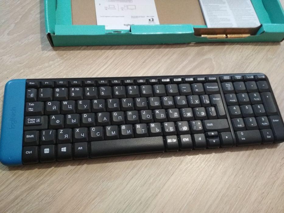 Клавиатура Logitech k230 Радомышль - изображение 1