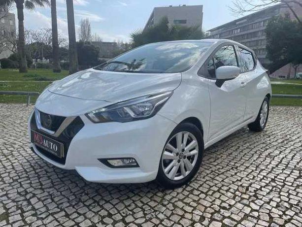 2019 Nissan Micra 1.0 IG-Turbo Acenta Connect 100cv Nacional