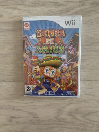 Samba de amigo-Jogo Wii