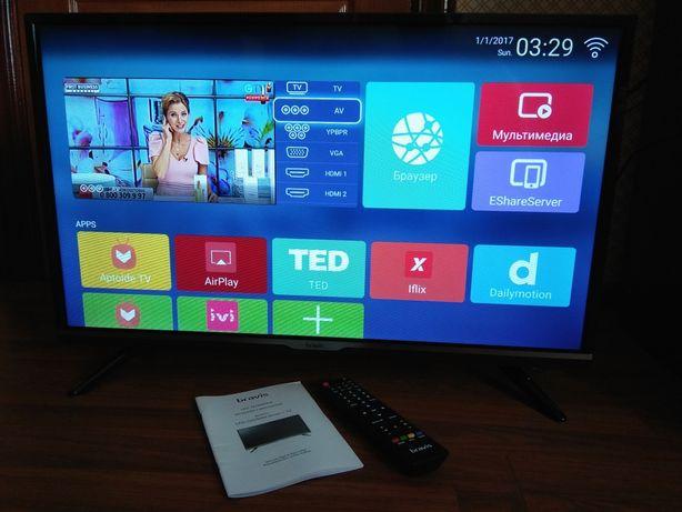 Телевизор BRAVIS LED-32G500 SMART TV+T2
