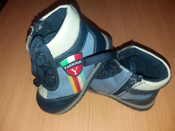 Демисезонные ботинки, сапоги, демиботинки Y-Top, р.25