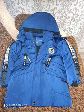 Зимняя куртка состояние идеальное