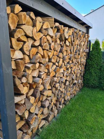 Drewno kominkowe / opałowe ! Liściaste !