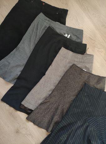 Женские юбки из натуральных тканей