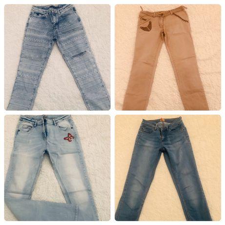 Брюки, джинсы 152-158 рост