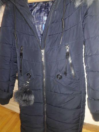 Зимова курточка ідеальний стан