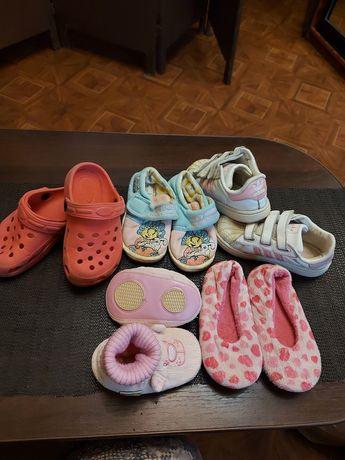 Обувь на девочку (23-26 размер)