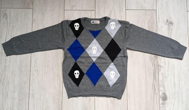 Sweterek H&M r. 98/104