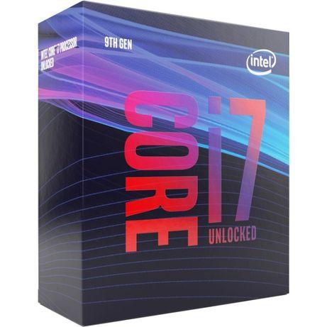 CPU Intel i7 9700K