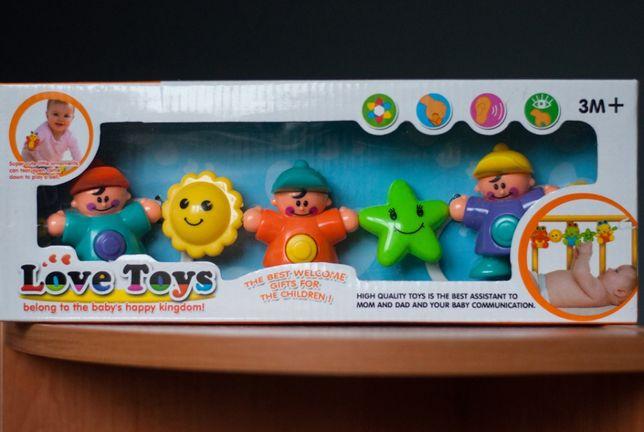 погремушка мобиль игрушка для новорожденных