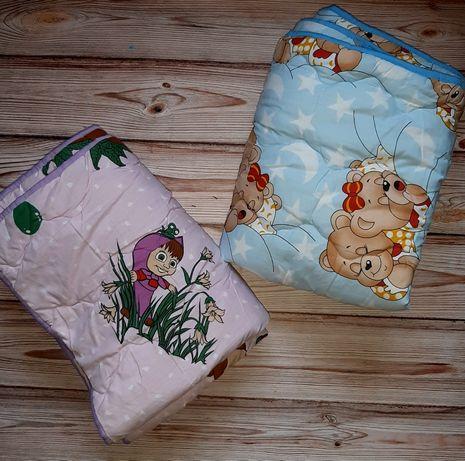Одеяло детское 135х95 (можна для двойни)