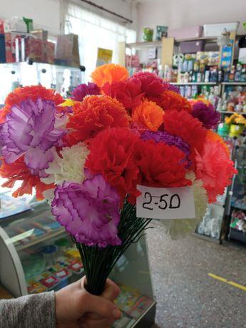 Продам цветы искусственные
