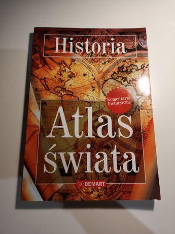 Historia. Atlas świata