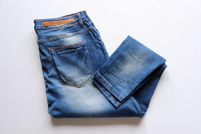 Spodnie męskie Zara Man, jeansy z dziurami. W32-34 L30. Stan idealny