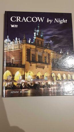 Książka album Cracow by Night Adamu Bujak