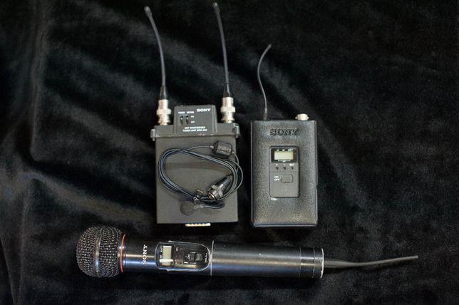 Радиосистема Sony WRR-855 WRT-822 WRT-807 петличный микрофон