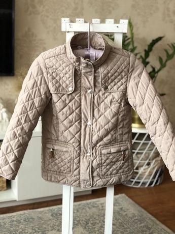 Куртка деми на девочку Zara 7-8 лет