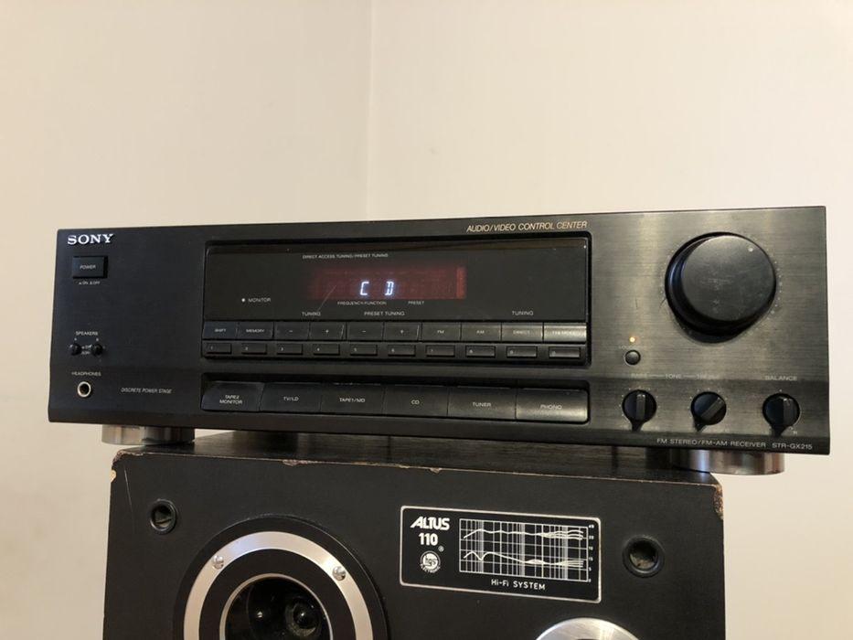 Amplituner Sony STR-GX215 160W Trzebinia - image 1