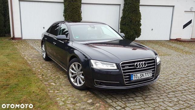 Audi A8 Long TDI MATRIX Pełna Opcja