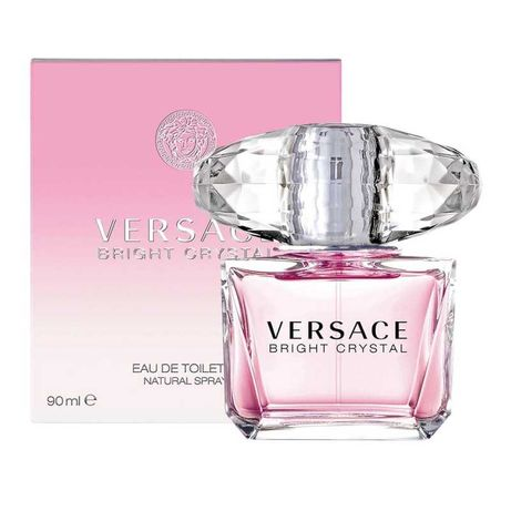 Versace Bright Crystal (Версаче Брайт Кристал) Оригинал!