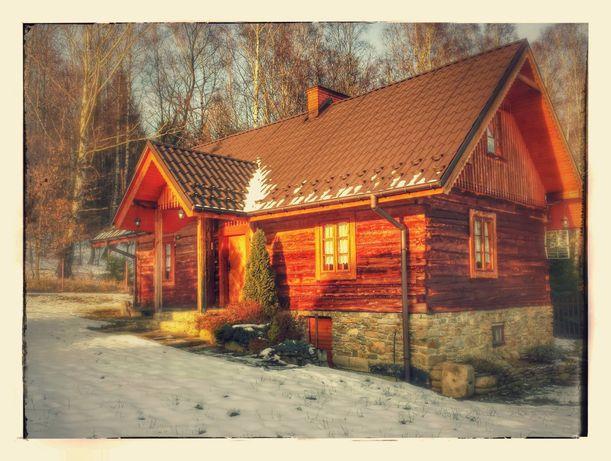 Chata Zdrój noclegi Bystra, Meszna, Beskid Śląski, wakacje 2021