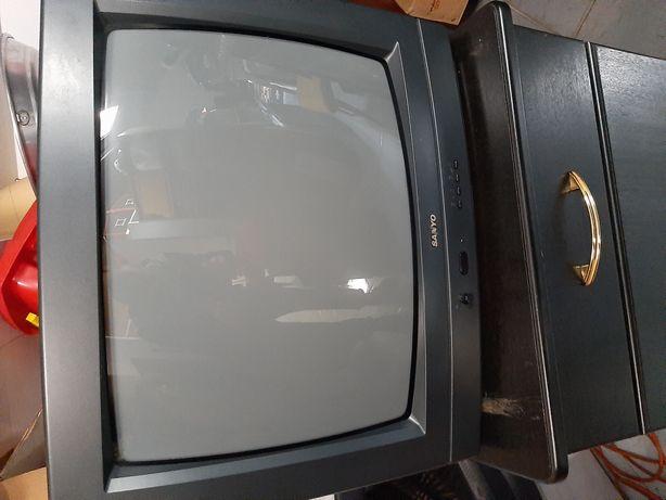 Televisor SANYO , C 20 GM 1, TX a cores.
