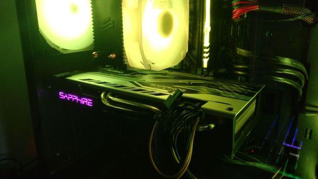 Karta Graficzna Sapphire Radeon RX570 Nitro+ 4GB AKTUALNE
