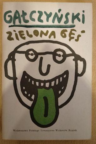 Zielona gęś - K. I. Gałczyński