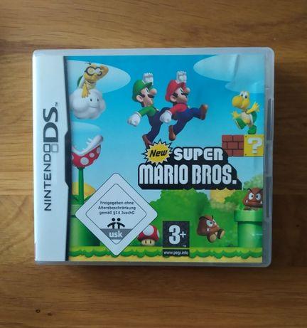 New Super Mario Bros. DS