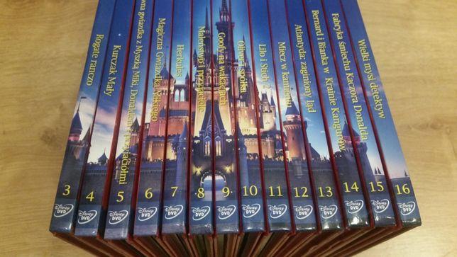 Disney BAJKOWA kolekcja.Wymienię na książki dla dziewczynki 11 lat.