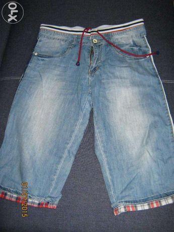 Spodenki jeansowe dla chłopca 11-13 lat