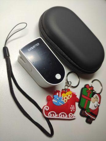 Пульсоксиметр+чехол+ подарки