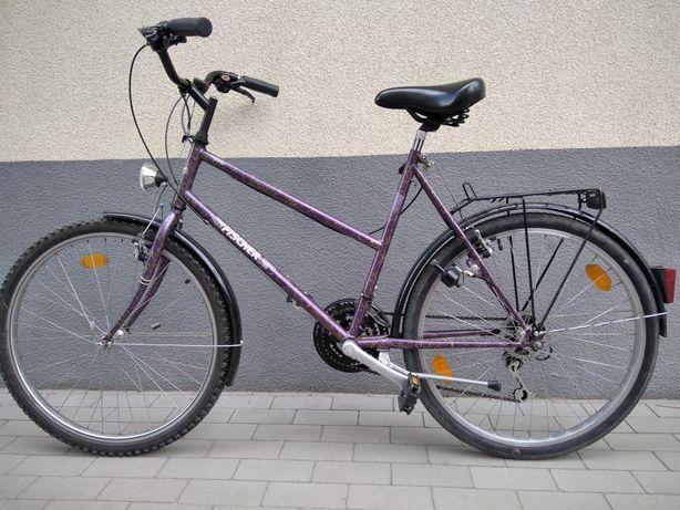"""Rower damski, miejski koła 26"""", wysyłka"""