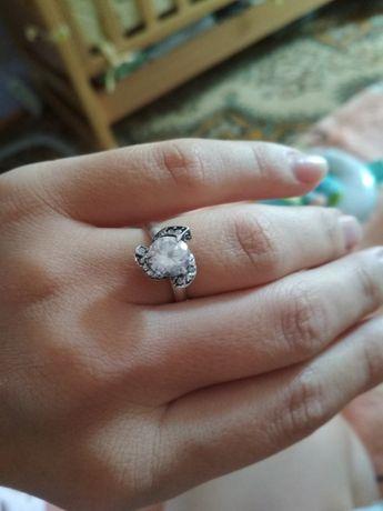 Кольца кольцо серебро