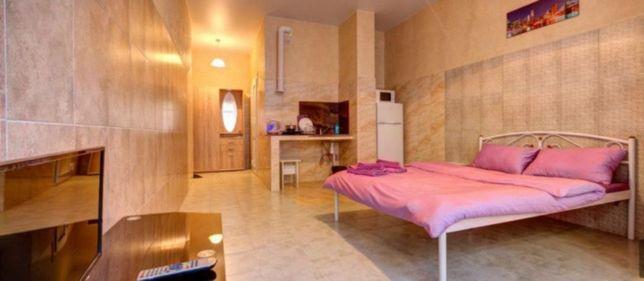 Сдам шикорную 1 комнатную квартиру на Коновальца 36 е .