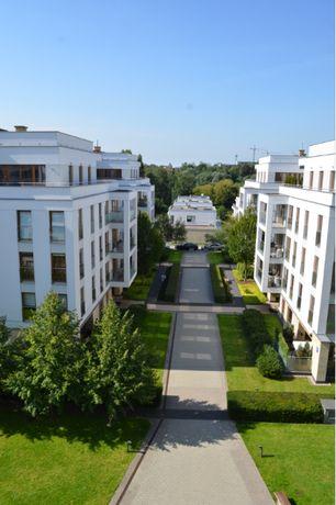 Wyjątkowe 3-pokojowe mieszkanie 61,5m2+ taras 14m2 Aleja Wilanowska 89