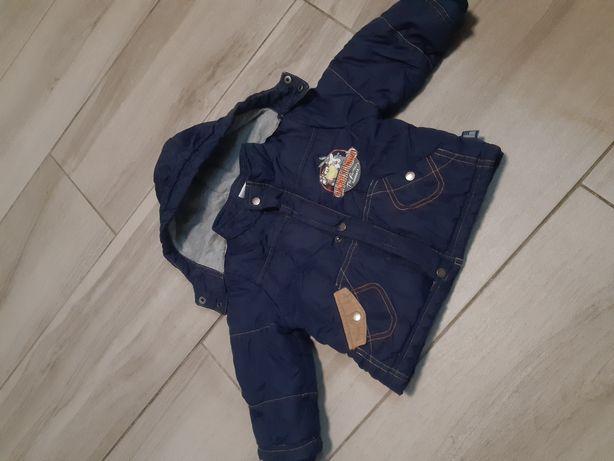 Детская куртка 62-68 размер