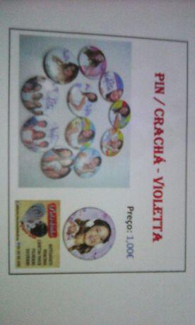12 Pins Violetta