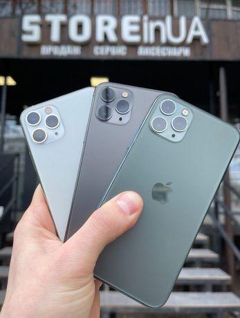 iPhone 11 Pro 64/256GB Neverlock. ВСЕ ЦВЕТА! Гарантия 3 мес!