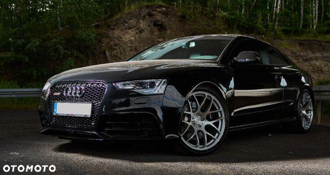 Audi RS5 Prywatnie B&O Radar Wentyle Odblokowane STAN IDEAŁ
