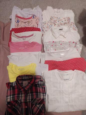 Ubrania dziewczęce 122