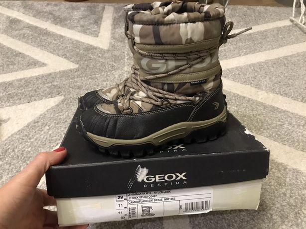 Сапоги ботинки Geox 29 размер