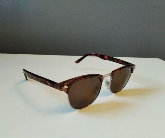 Panterkowe okulary
