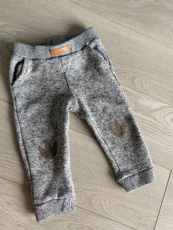 Spodnie r80