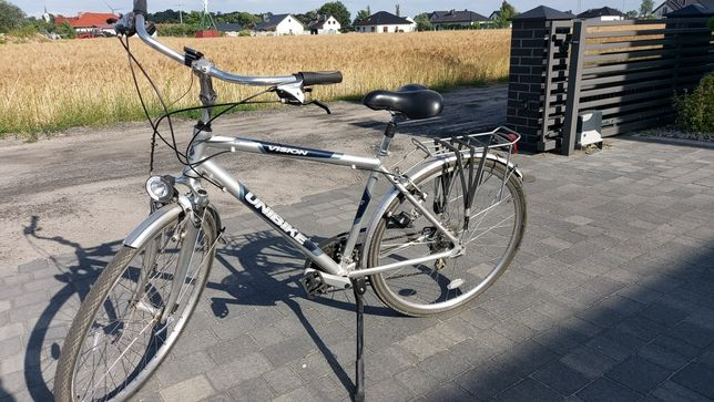"""Sprzedam rower turystyczny męski - UNIBIKE Vision 19"""""""